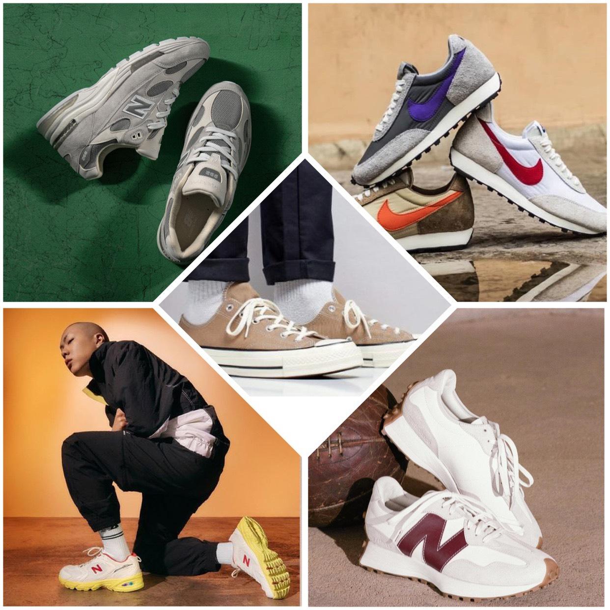 盤點韓妞穿搭不缺席的Sneakers ! 穿上也能成為流行Icon