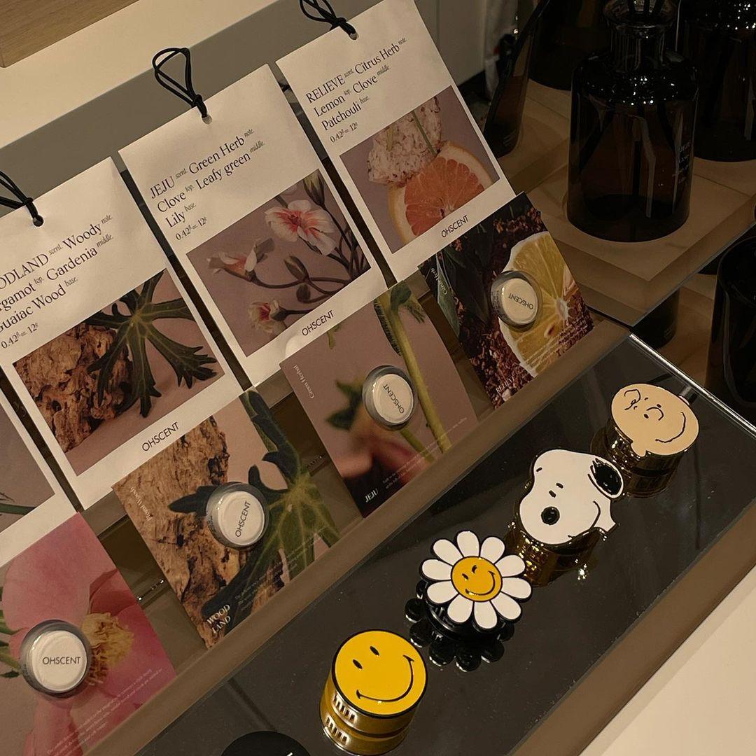 韓國香氛品牌